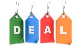 make goals not deals