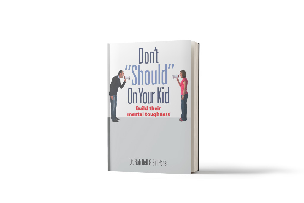 "Don't ""should"" on your Kid"