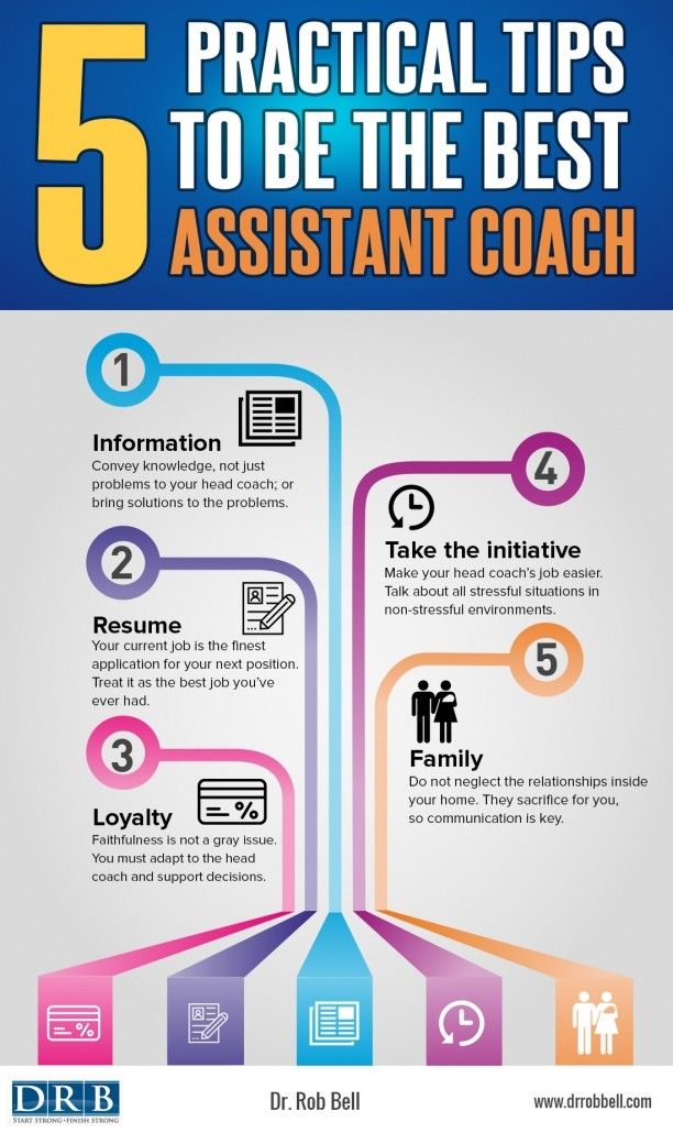 be the best assistant coach