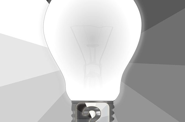 Light Bulb Graphic
