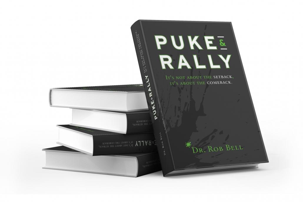 PUKE & RALLY
