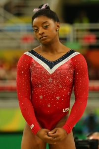 agree about Simone Biles